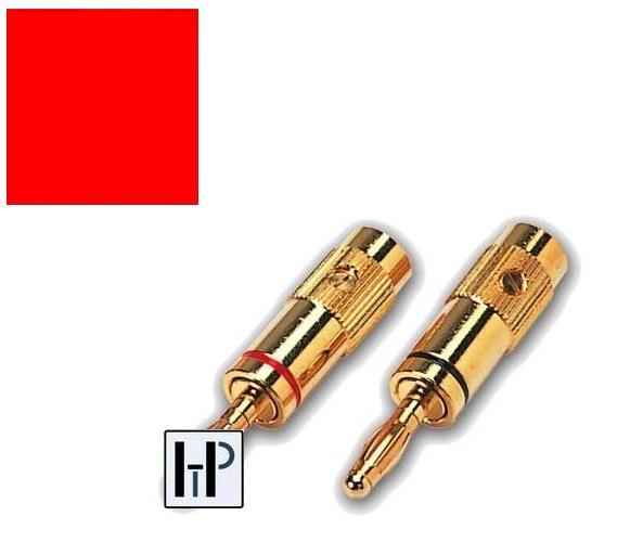 AEC connectors AEC BP-113GG Barevné provedení: červené