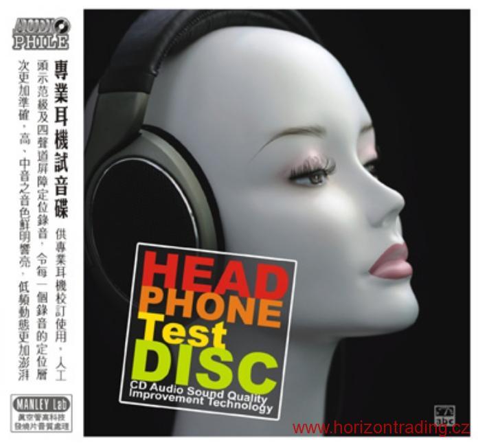 ABC Records - Headphone Test Disc