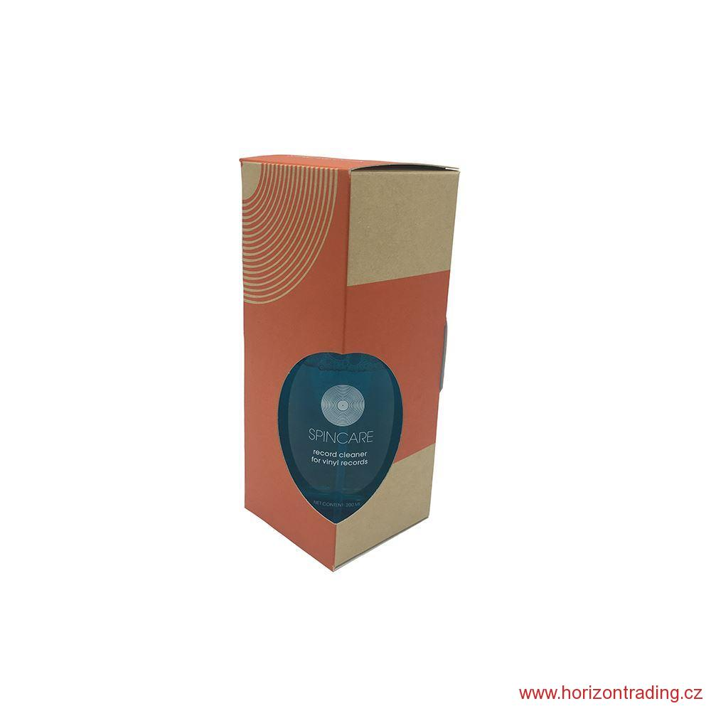 Spincare Record Cleaning Solution & Microfibre Cloth