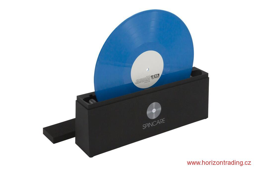 Spincare Vinyl Record LP Cleaning Machine System