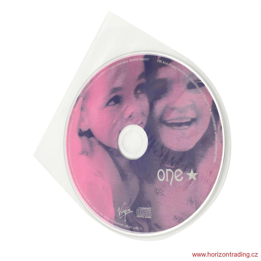 Spincare DYNAMIC Compact Disc Inner Sleeves