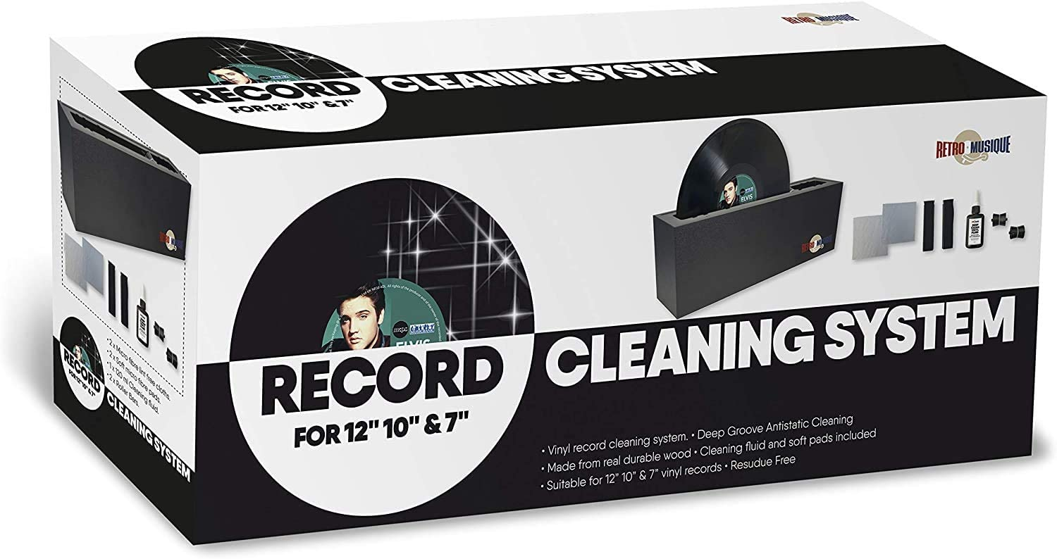 Retro Musique - Cleaning System