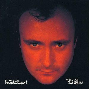 Různé značky Phil Collins - No Jacket Required (CD)