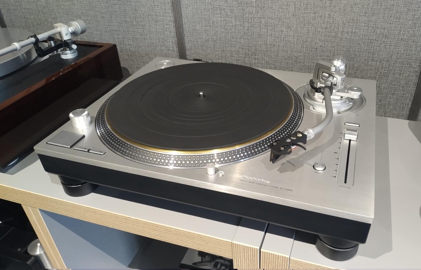 Technics SL1200 EG-S