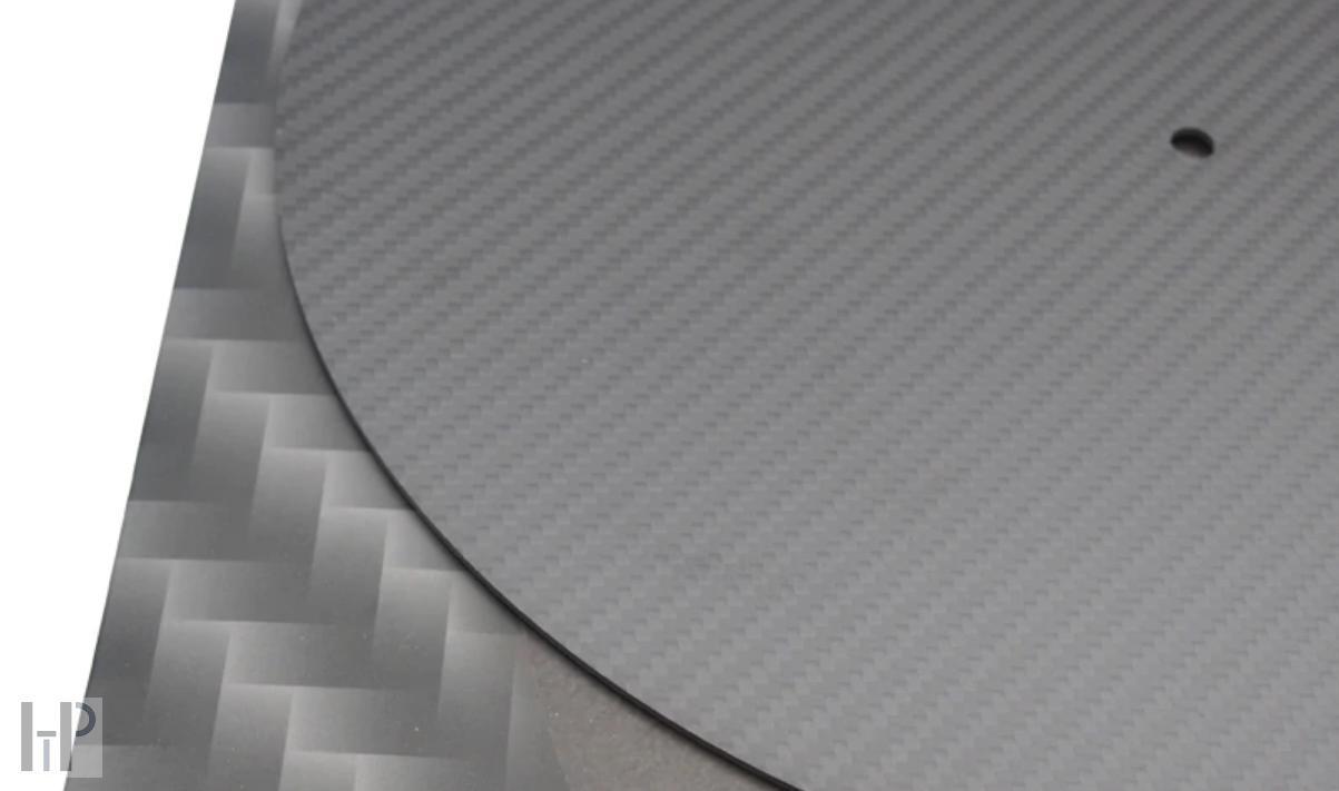 Ludic - Carbon LP Slip Mat