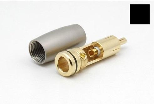 AEC connectors AEC CS-312 Barevné provedení: černé