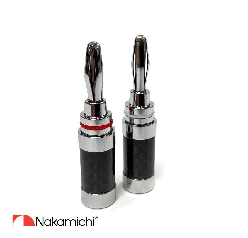 Nakamichi - Banana Plugs N04072 - Beryllium