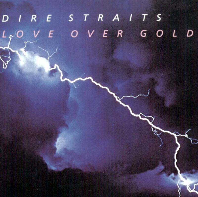 Různé značky Dire Straits - Love Over Gold - CD