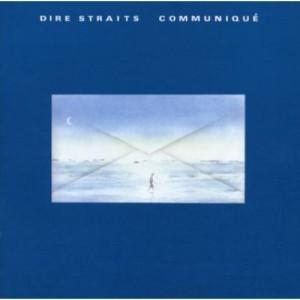 Různé značky Dire Straits - Communiqué - CD