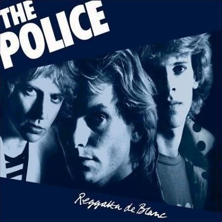 Různé značky The Police - Reggatta De Blanc - CD