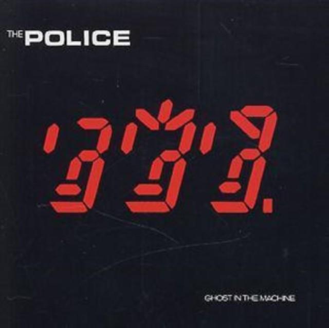 Různé značky The Police - Ghost In The Machine - CD