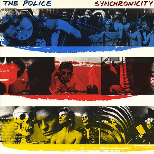 Různé značky The Police - Synchronicity - CD