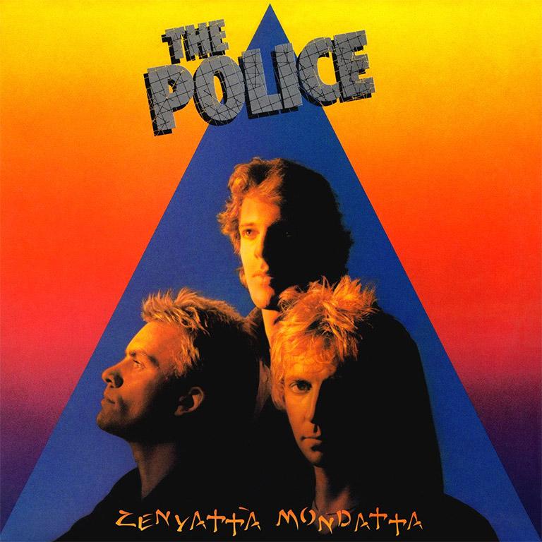 Různé značky The Police - Zenyatta Mondatta - CD