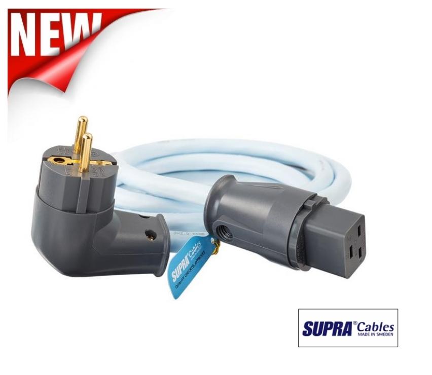 Supra Cables SUPRA LoRad 2.5 CS-16-EU/ANGLED Délky kabelů: 1,0 m