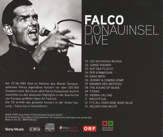 Falco – Donauinsel Live