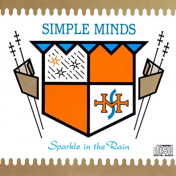 Simple Minds – Sparkle In The Rain
