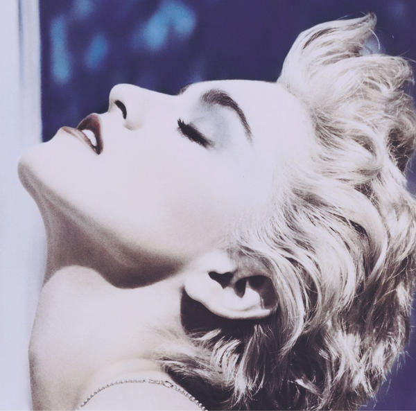 Madonna -True Blue