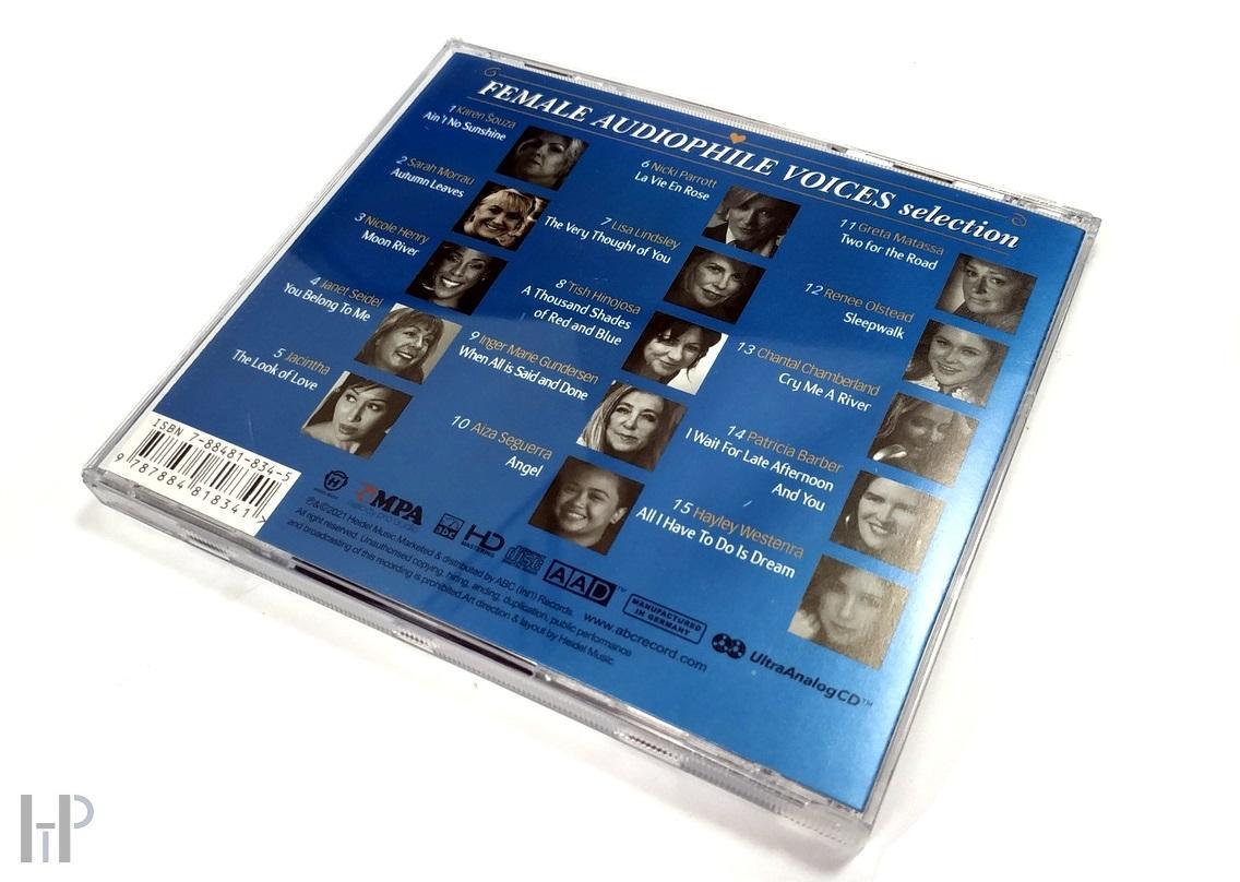ABC Records - Female Audiophile Voices SET