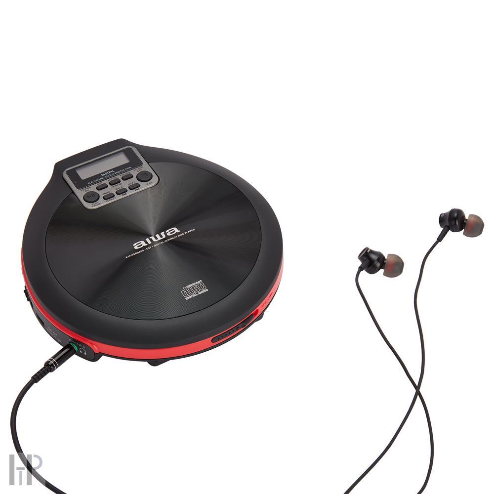 aiwa PCD-810 Barevné provedení: červené