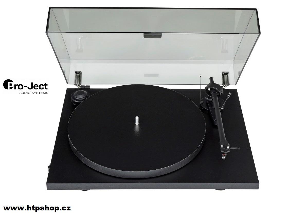 Pro-Ject Essential II Black + OM5E