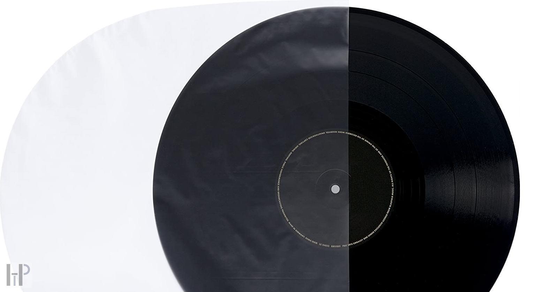 HTP - HDPE Japan Record Sleeve Množství: 50 kusů