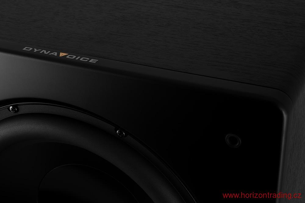 Dynavoice Challenger CSB-V12 Barevné provedení: black