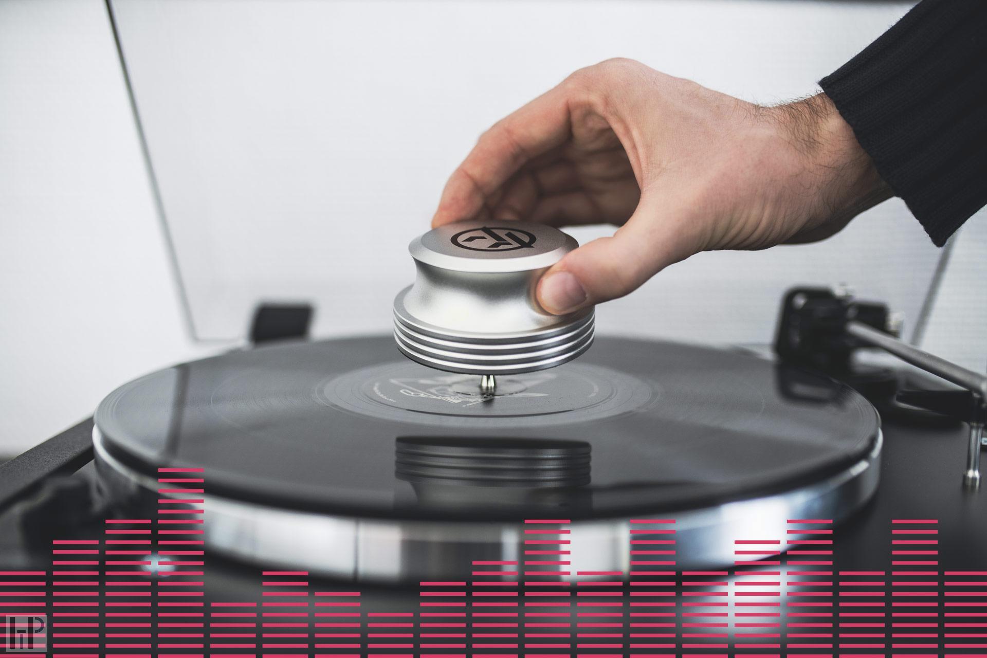Audio Anatomy STABILIZER Barevné provedení: červené