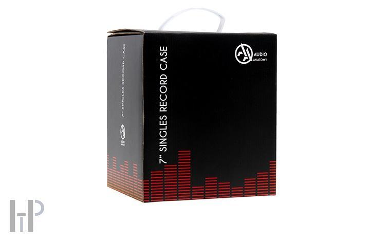 """Audio Anatomy RECORD CASE 7"""""""