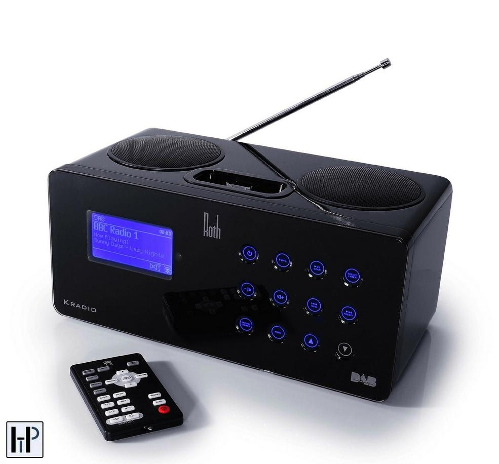 ROTH audio KRadio