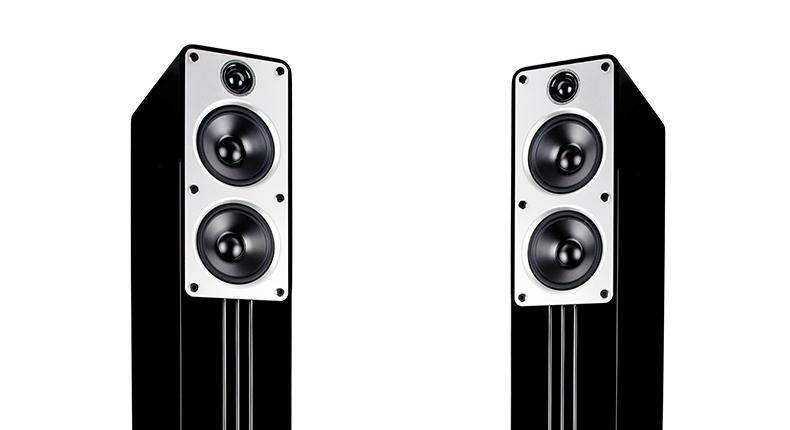 Q Acoustics - Q Concept 40 Barevné provedení: white