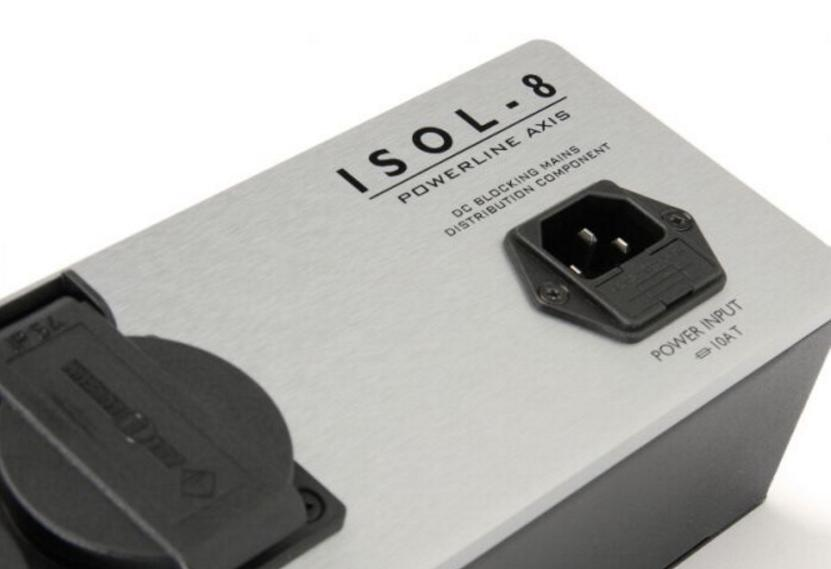 ISOL-8 PowerLine Axis 5 way