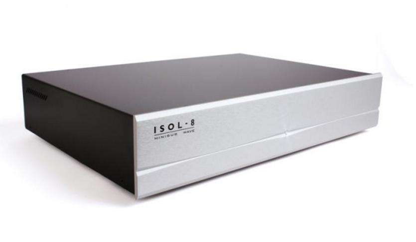 ISOL-8 MiniSub Wave silver