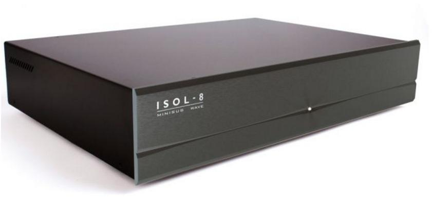 ISOL-8 MiniSub Wave black