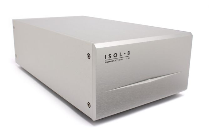 ISOL-8 SubStation LC Barevné provedení: stříbrné