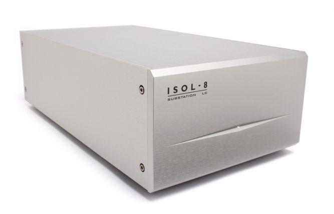 ISOL-8 SubStation LC Barevné provedení: černé