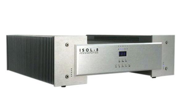 ISOL-8 PowerStation Twin Channel Regenerator titan