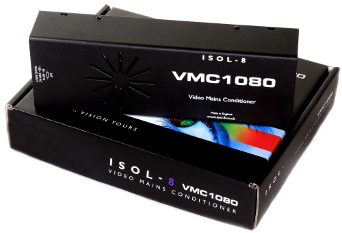 ISOL-8 VMC 1080 Video Mains Conditioner
