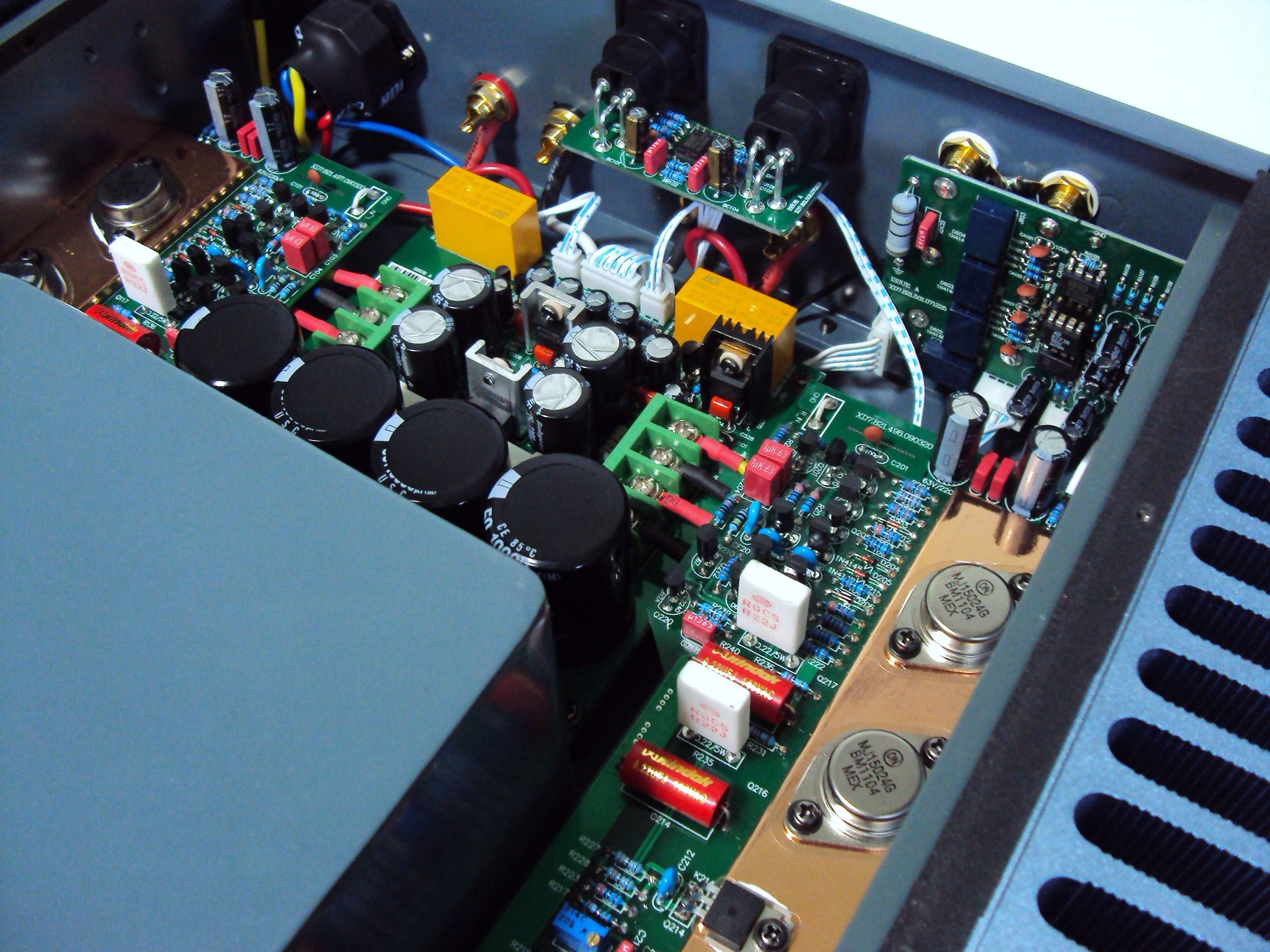 Xindak XA-6800 ( 08 Version )