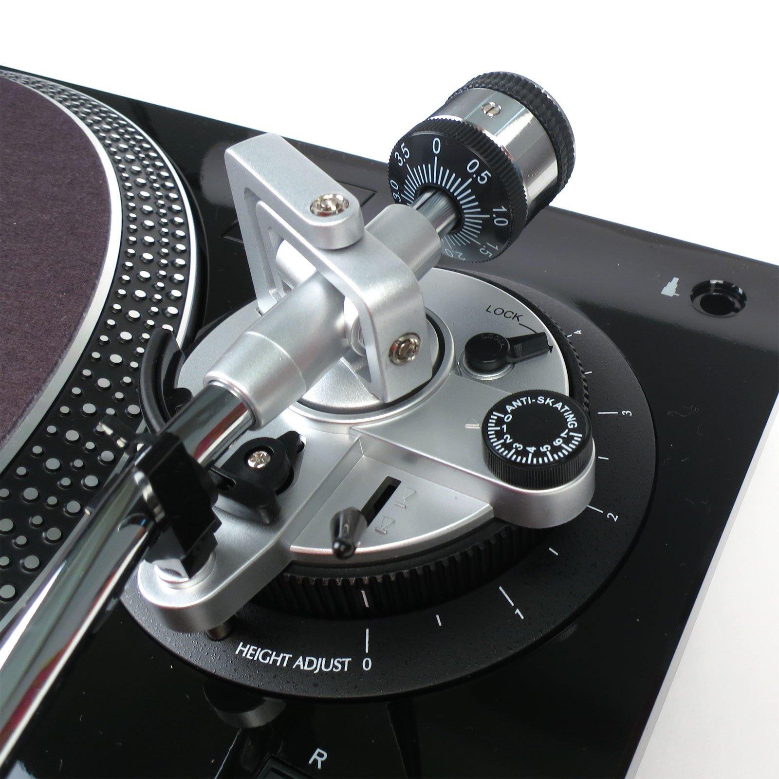 Audio-Technica AT-LP120USBHC Black