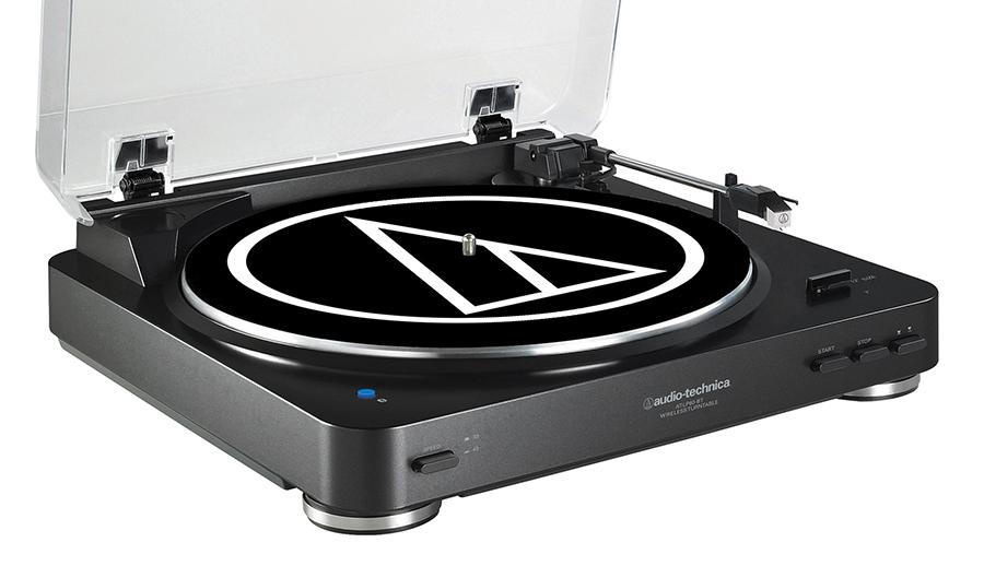 Audio-Technica AT-LP60-BT Barevné provedení: černé