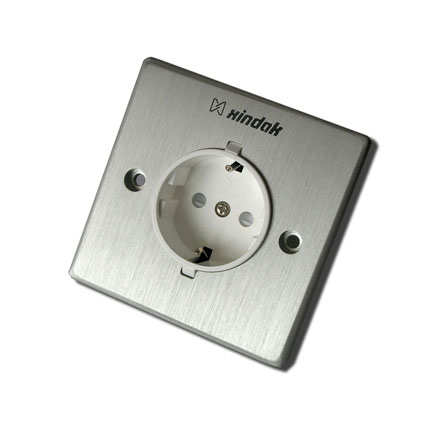 Xindak Audio Grade Wall Outlet (Schuko Sockets)