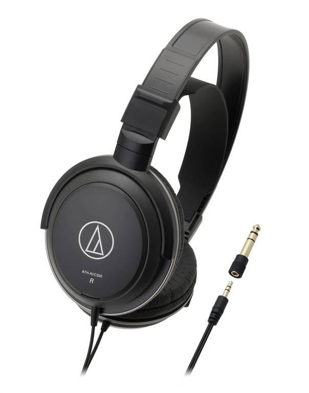 Audio-Technica ATH-AVC200