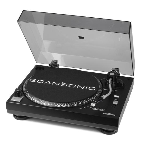 Scansonic USB 100 turntable