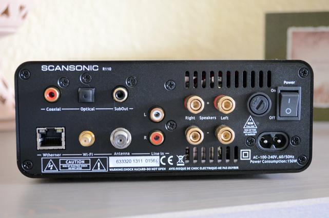 Scansonic R110