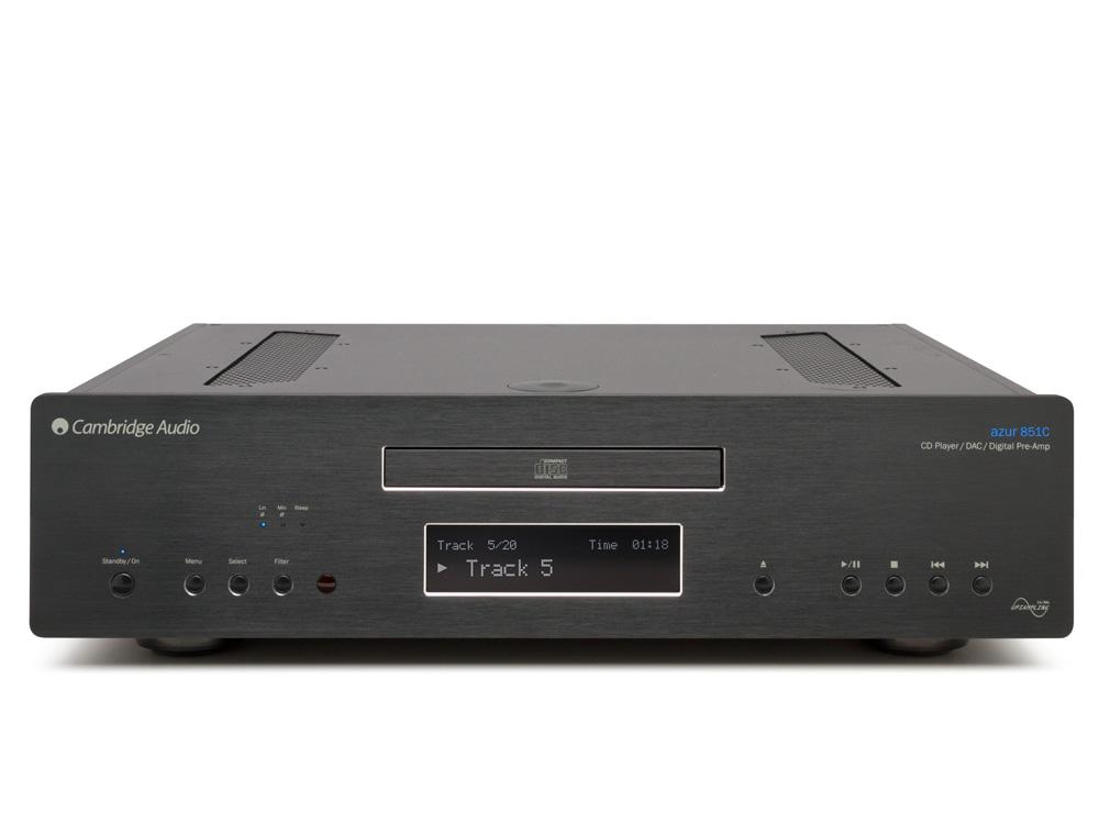 Cambridge Audio Azur 851C Barevné provedení: black - černá