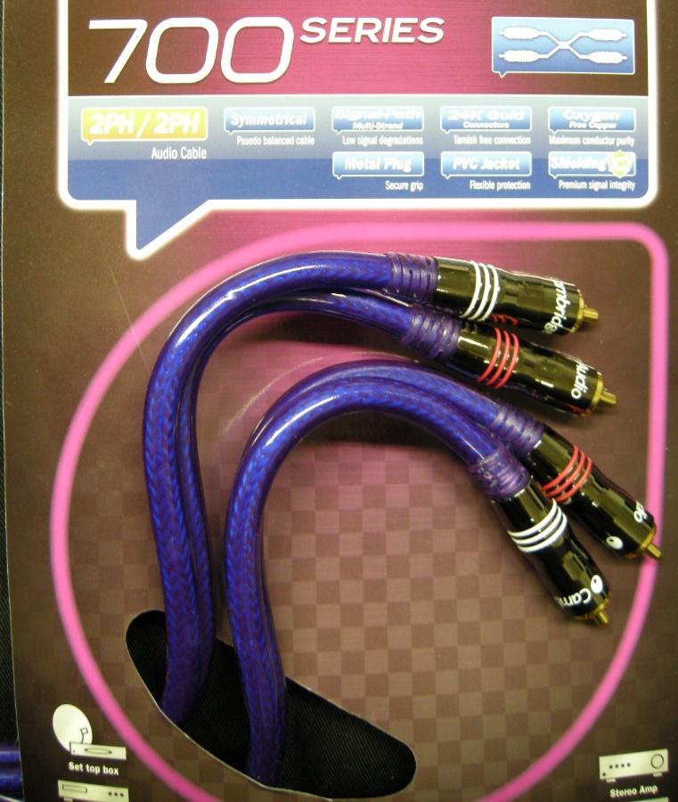 Cambridge Audio A700 RCA - 1 m