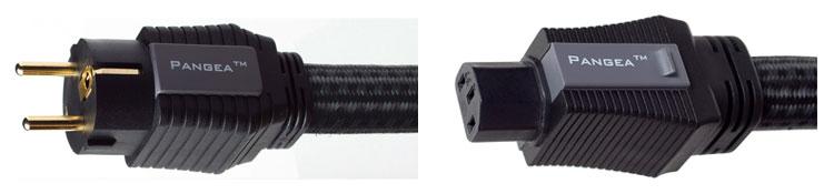 PANGEA AC9MKII - SÍŤOVÝ KABEL Délky kabelů: 1 metr