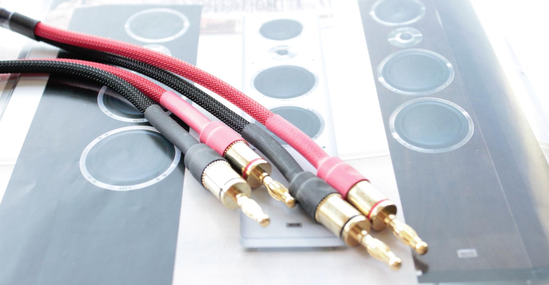 BABEXaudio - Young SINGLE Délky kabelů: 3 metry