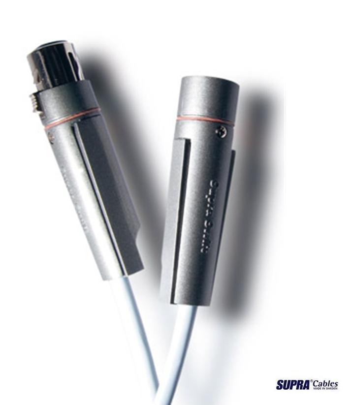 SUPRA DAC-XLR AES / EBU 1,0m