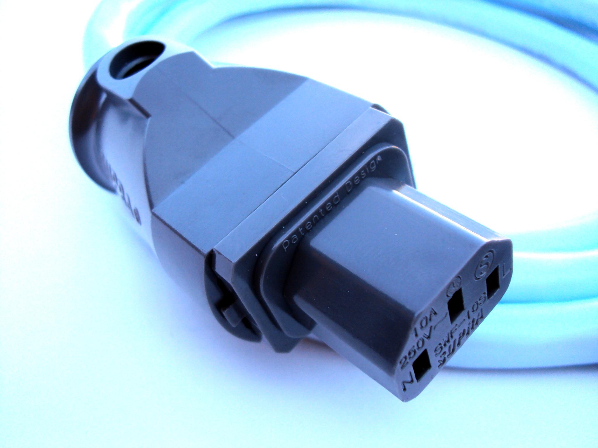 Supra Cables SUPRA LoRad 2.5 CS-EU 10-16A Délky kabelů: 1,5 m